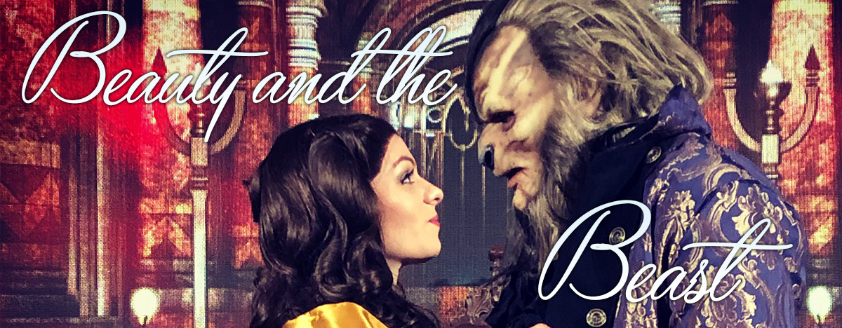 Beauty and the beast  - Gary Starr Pantomimes